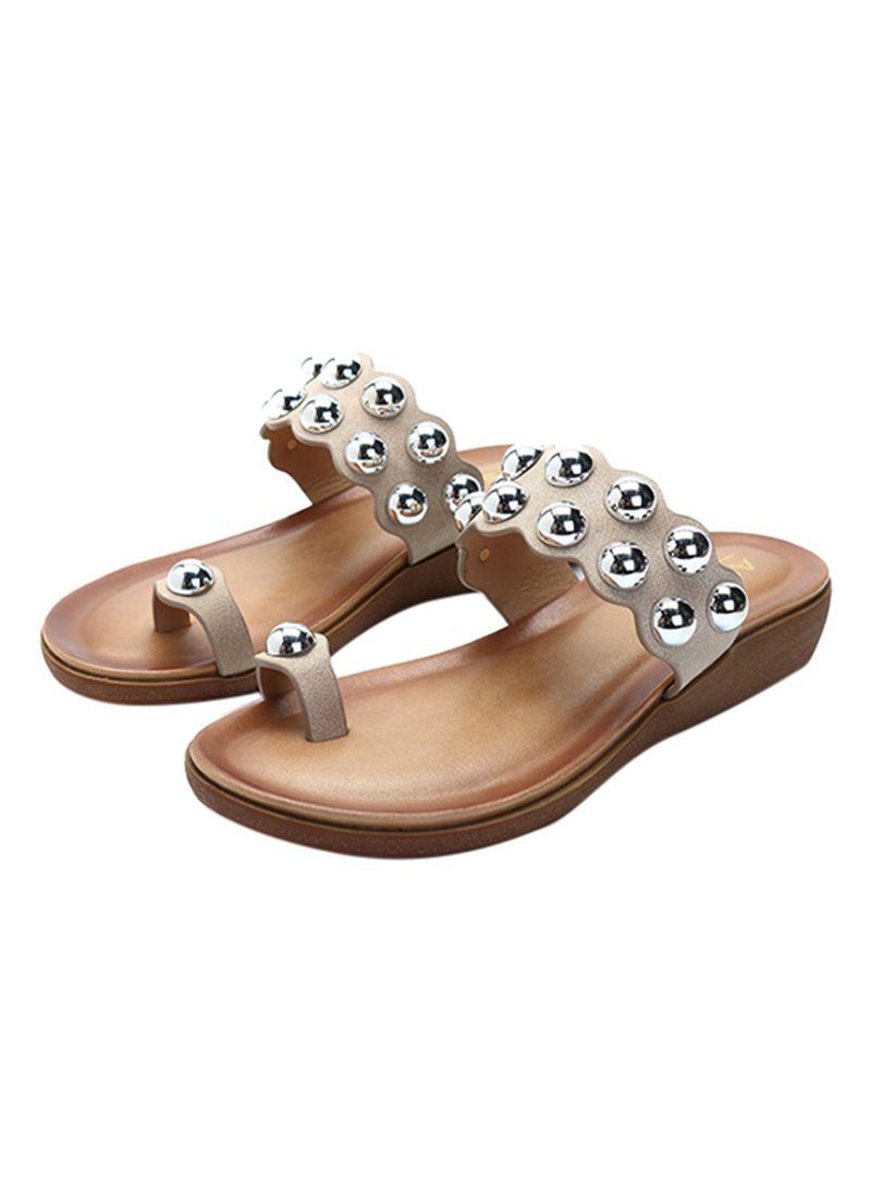 7c9eb64a9 Shop socofy Designer Flat Sandals online in Dubai, Abu Dhabi and all UAE