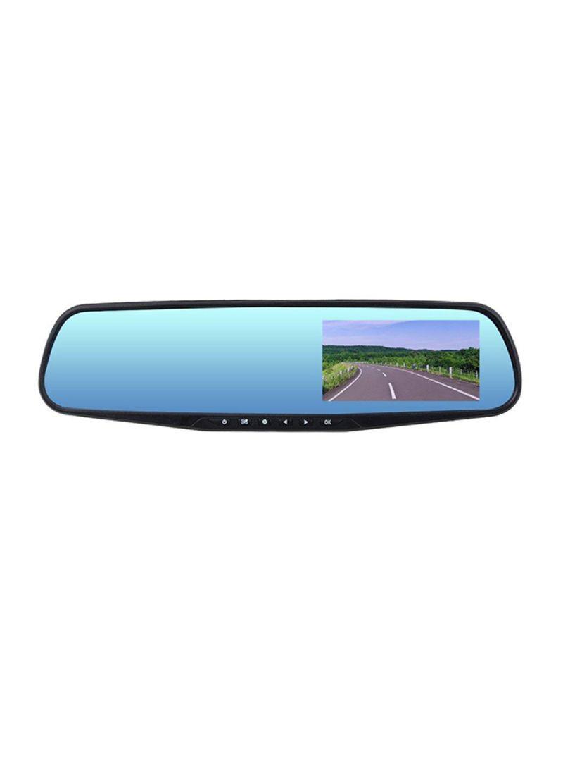 Shop Generic Dual Lens Rear-View Mirror Dash Camera online in Riyadh,  Jeddah and all KSA