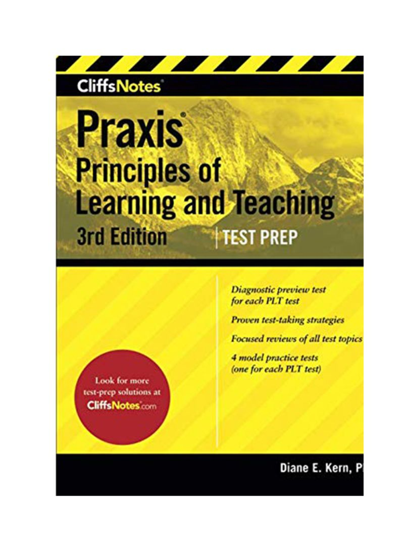 Shop CliffsNotes Praxis: Principles Of Learning And Teaching