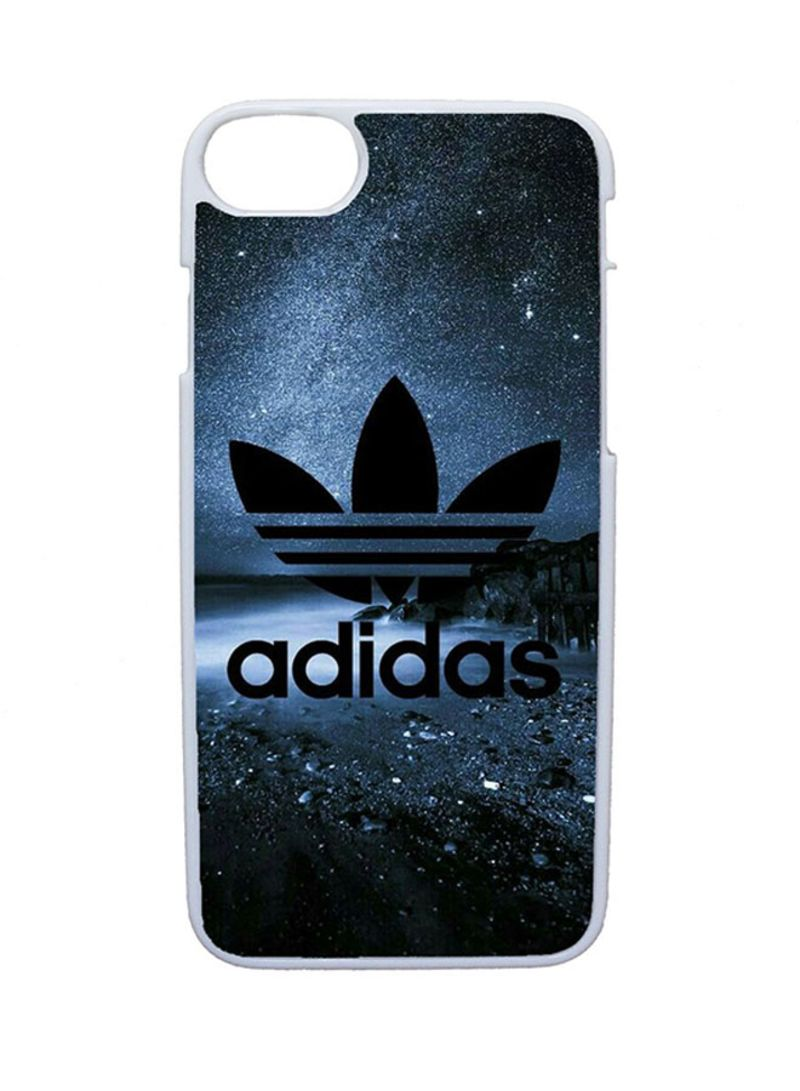 new styles 9ab21 22653 Shop bp Protective Case Cover For Apple iPhone 7 Plus Adidas Logo online in  Riyadh, Jeddah and all KSA