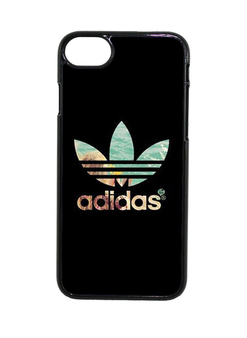 d402fd3047 Shop bp Protective Case Cover For Apple iPhone 7 Adidas Logo online in  Riyadh, Jeddah and all KSA
