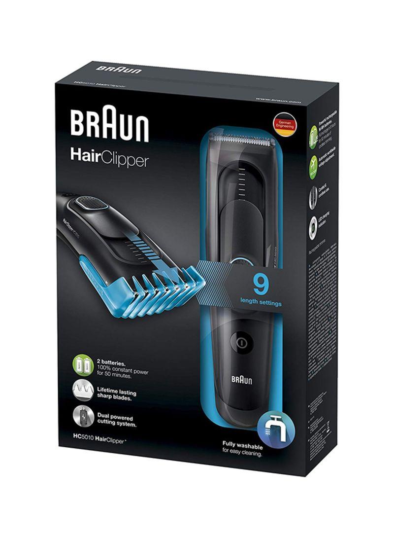 Shop Braun Hair Clipper Black 10Piece online in Dubai, Abu Dhabi and all UAE