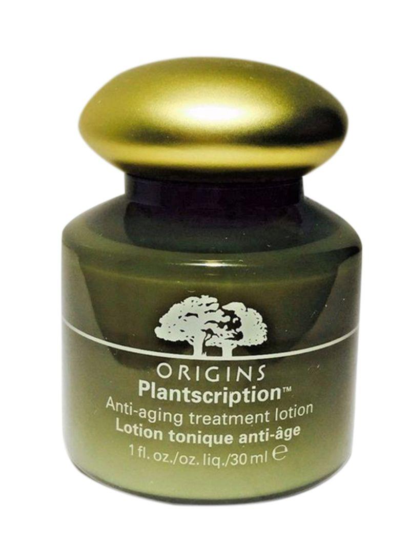 Shop Origins Plantscription Anti Aging Treatment Lotion 1 Ounce