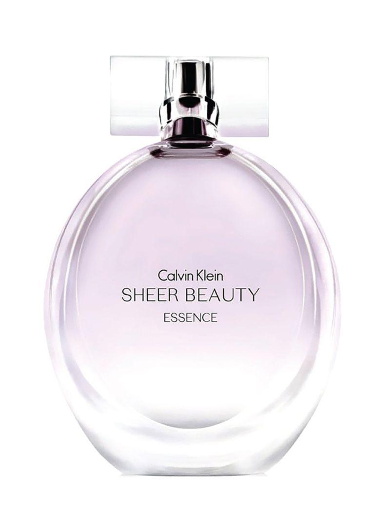 90e90287e تسوق كلفن كلاين وعطر شفافة Beauty Essence عطر 100 مل أونلاين في السعودية