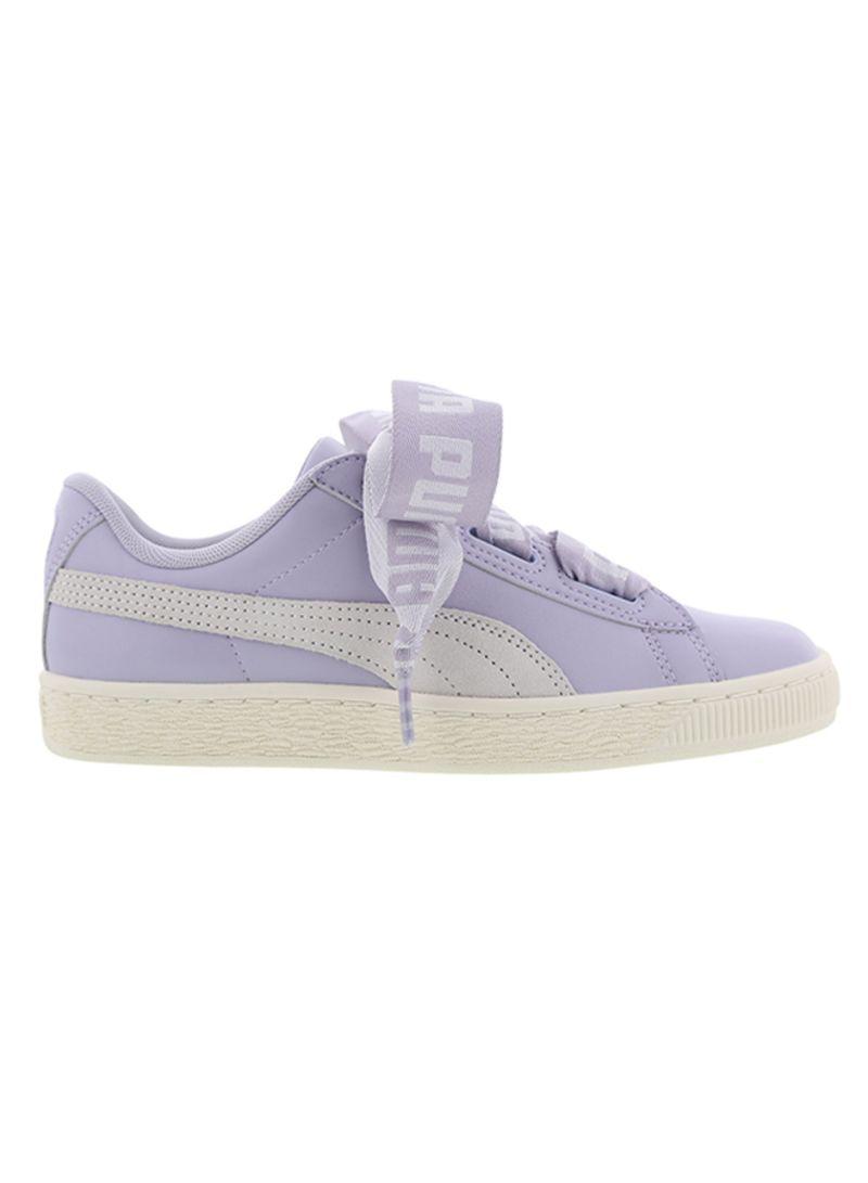 Shop Puma Smash V2 Ribbon AC Low Top Sneakers online in Dubai, Abu Dhabi and all UAE