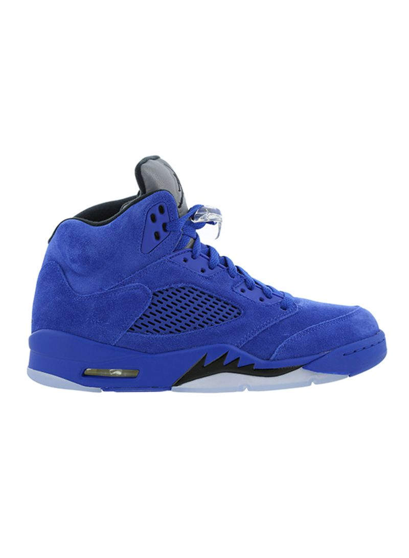 173c61b491d Shop Nike Air Jordan 5 Retro Lace-up Basketball Shoes online in ...