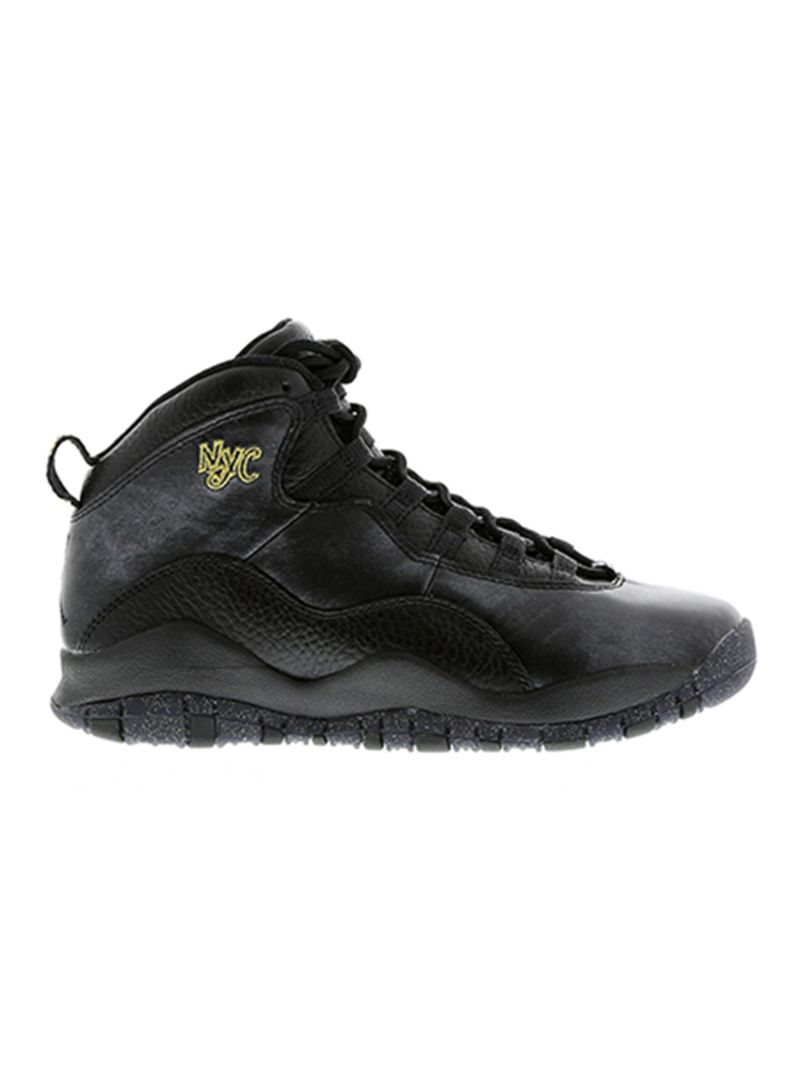 Shop Nike Air Jordan 10 Retro Lace up Basketball Shoes online in Dubai, Abu Dhabi and all UAE