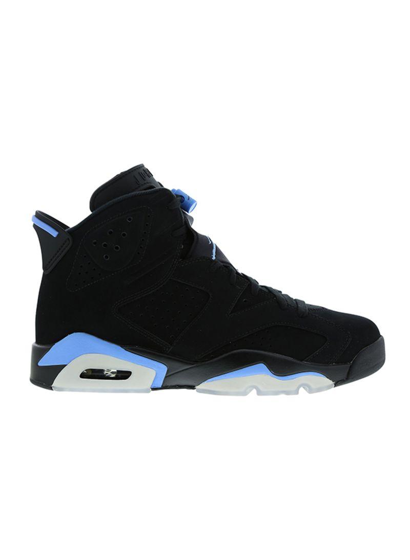 d89cc32adbaf51 Shop Nike Air Jordan 6 Retro UNC Lace-up Basketball Shoes online in Riyadh