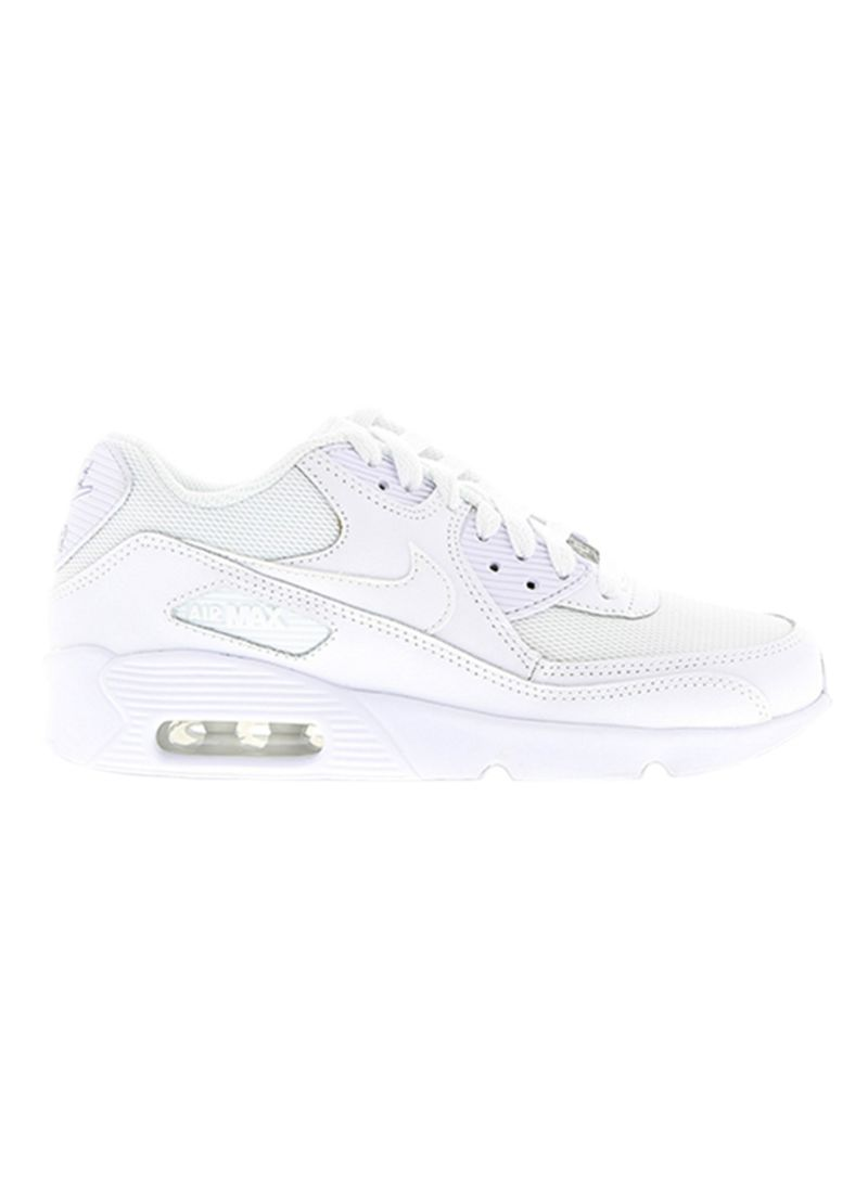 Shop Nike Air Max 90 Mesh Lace up Trainers online in Dubai