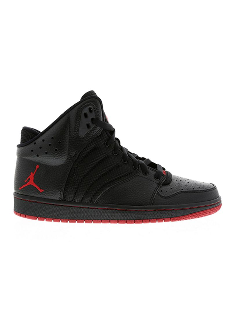 6721b6013af0 Shop Nike Jordan 1 Flight 4 Premium Lace-up Basketball Shoes online ...