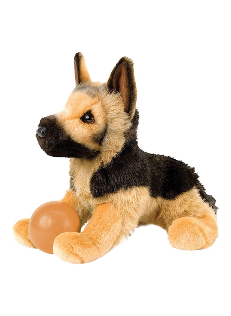 Shop Douglas German Shepherd Dog Stuffed Animal Toy 16 inch
