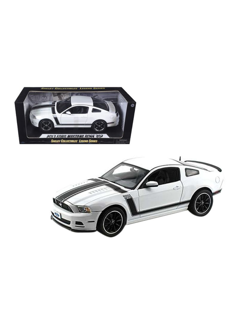 Shop Shelby Collectibles 2013 Ford Mustang Boss 302 Die-Cast