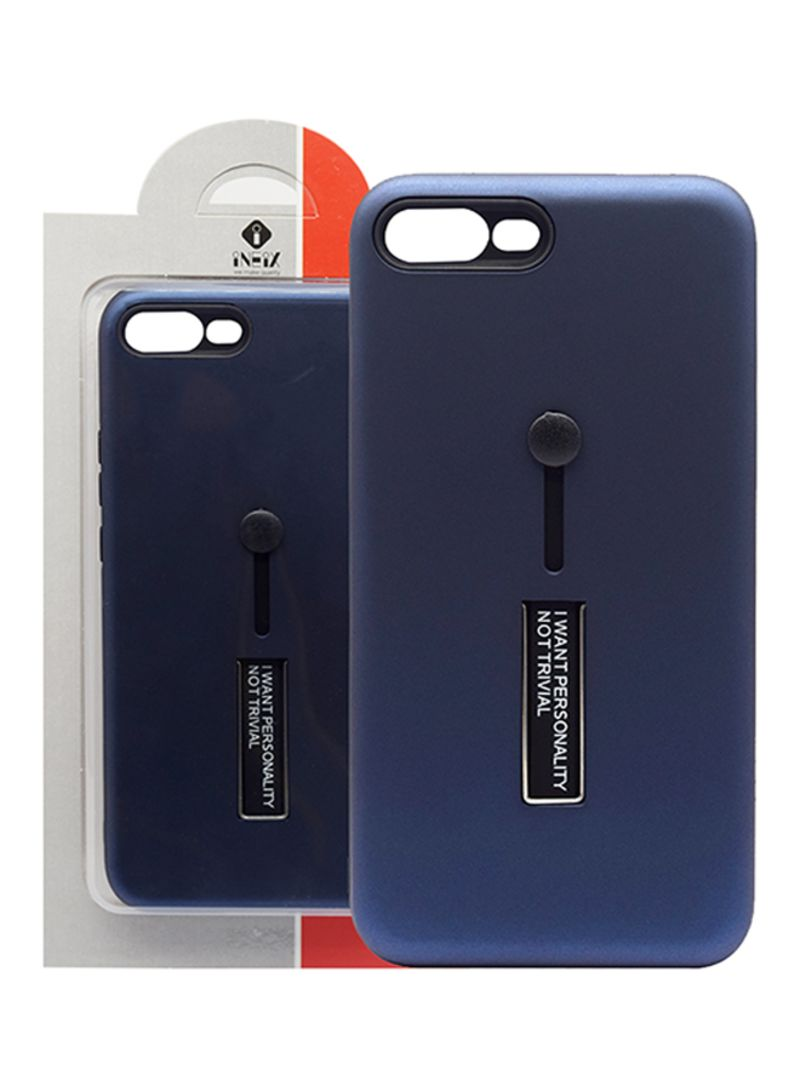 innovative design 8e956 3b450 Shop INEIX Back Cover By Hand Holder For Apple iPhone 7 Plus / iPhone 8  Plus Blue online in Riyadh, Jeddah and all KSA