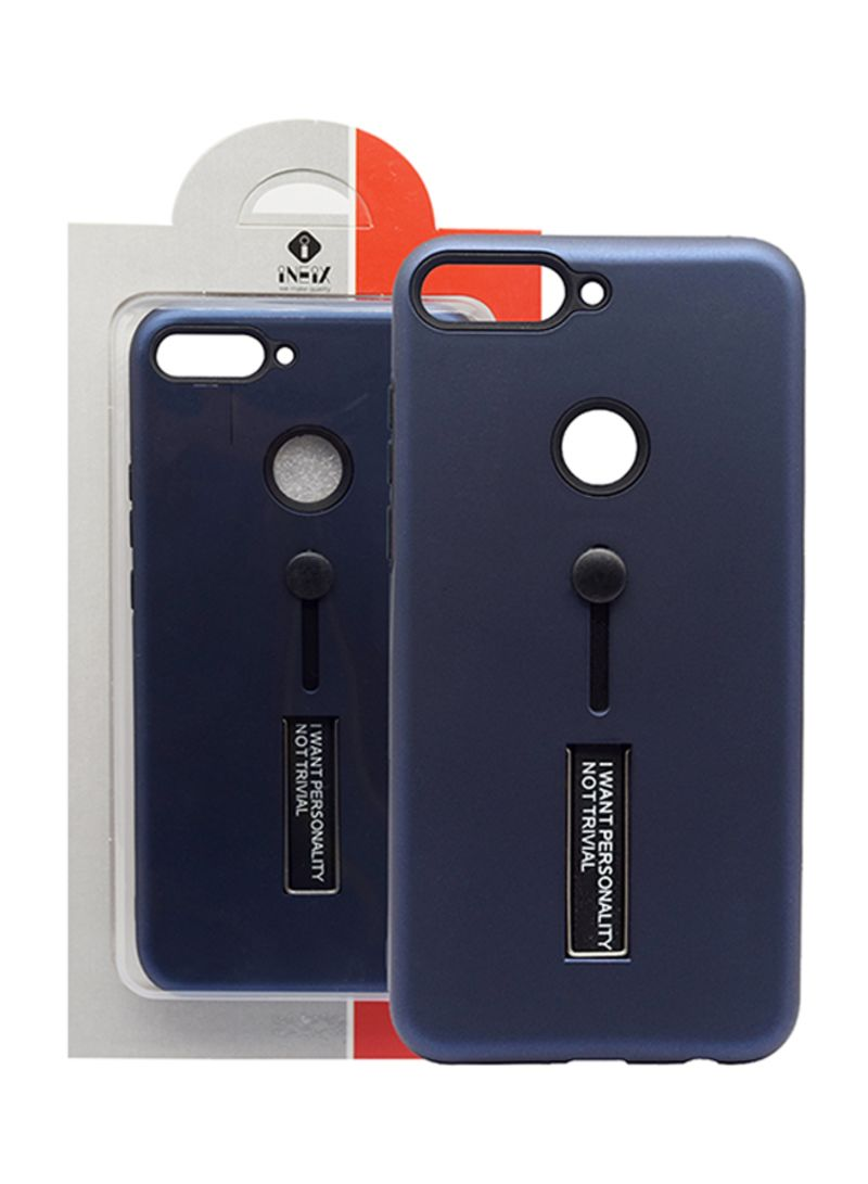 new style c287b aecee Shop INEIX Back Cover By Hand Holder For Huawei Honor 7C Blue online in  Riyadh, Jeddah and all KSA