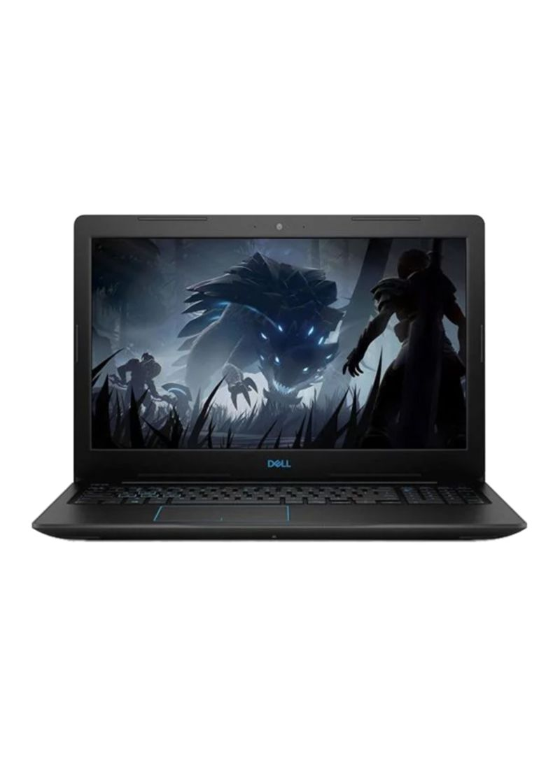 Shop Dell G3 Gaming Laptop With 17 3-Inch Display, Core i7 Processor/16GB  RAM/2TB HDD+256GB SSD Hybrid/6GB NVIDIA GeForce GTX 1060 Graphic Card Black