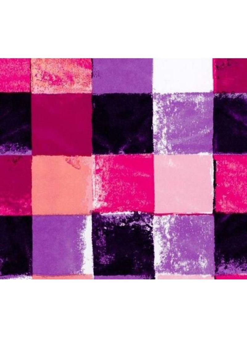 Shop Atlas Wallcovering Checks Design Street Life 4 Wallpaper Multicolour Online In Dubai Abu Dhabi And All Uae