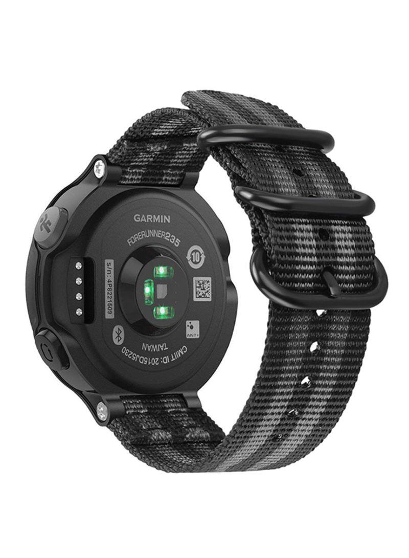 Shop Garmin Replacement Watch Band For Garmin Forerunner 235 220 230