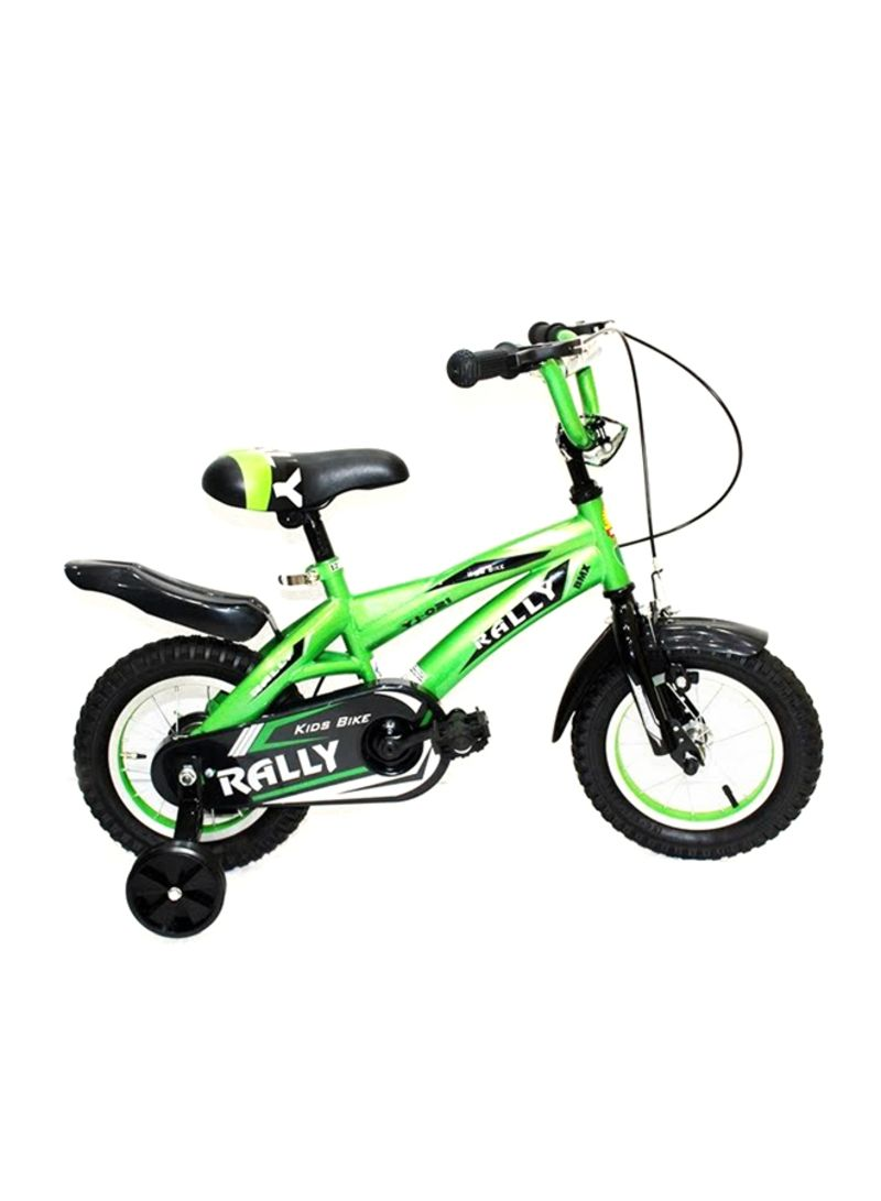 3968a0370cb Shop Rally Bicycle With Side Wheels 12 Inch 12 inch online in Dubai ...