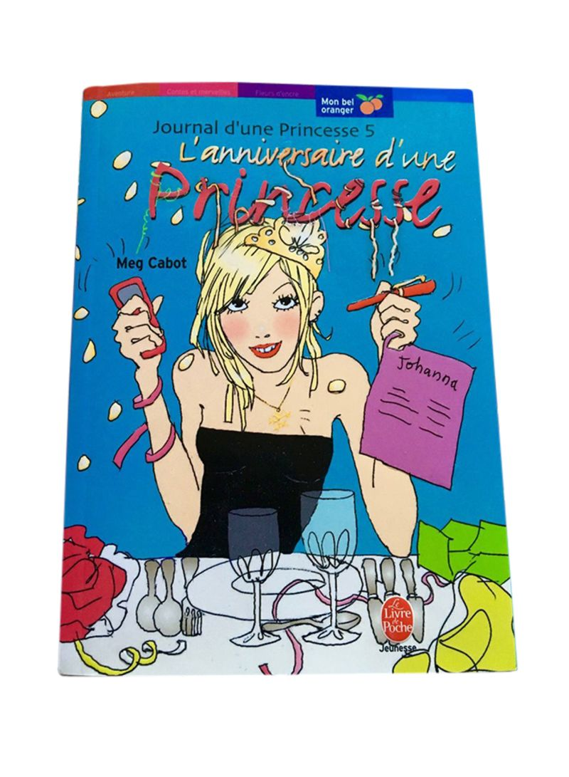 Shop Journal D Une Princesse Tome 5 Paperback Online In Dubai Abu Dhabi And All Uae