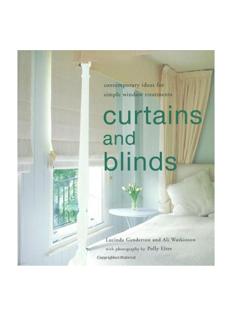 Curtains and Blinds - Paperback