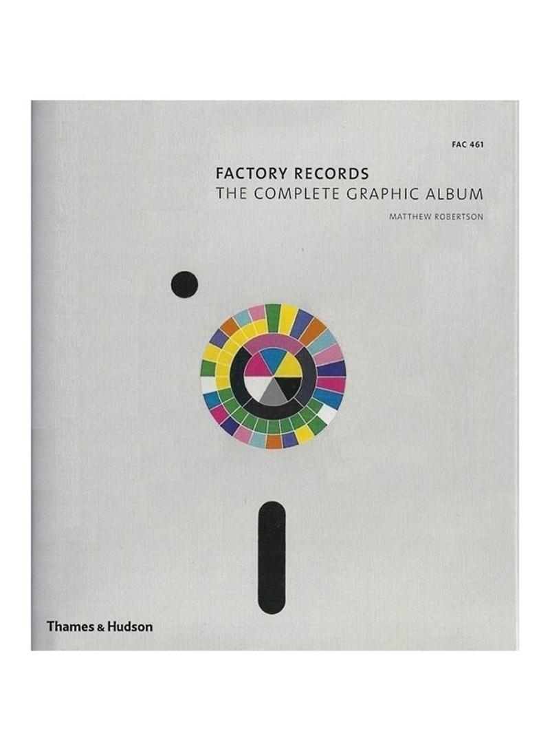 Shop Factory Records - Hardcover online in Riyadh, Jeddah