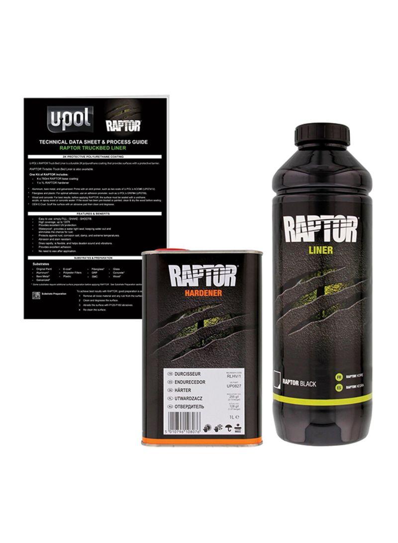 Shop U-POl Raptor Liner And Hardner online in Dubai, Abu Dhabi and all UAE