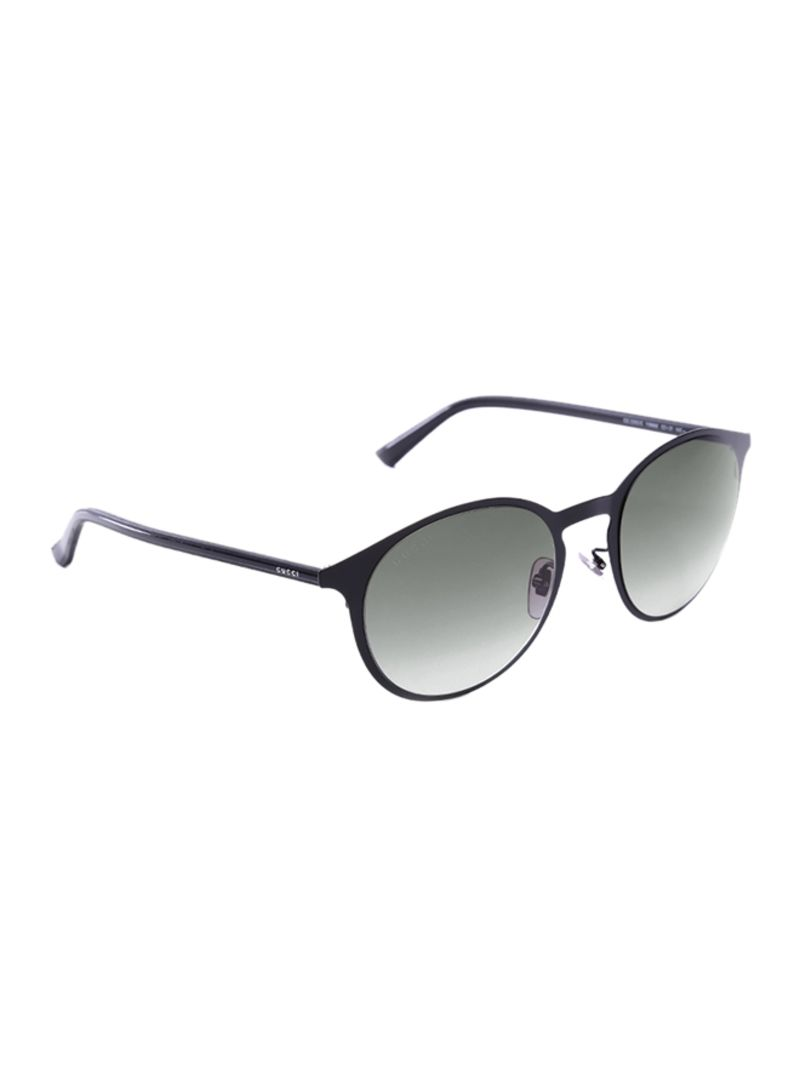 1ca826d98080 Shop GUCCI UV Protected Oval Sunglasses GG 2263 Y8NN6 online in ...