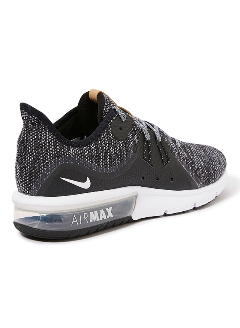 992742e42c Shop Nike Air Max Sequent 3 Lace-Up Running Shoes online in Egypt