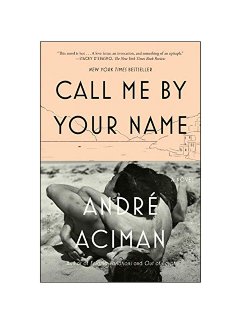 Shop Call Me By Your Name Paperback online in Dubai, Abu Dhabi and all UAE