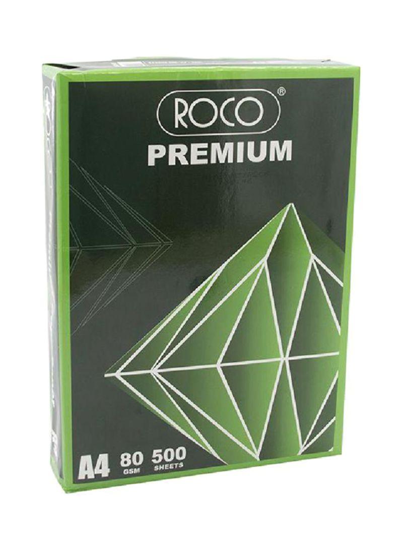 Shop ROCO A4 Copy Paper online in Riyadh, Jeddah and all KSA