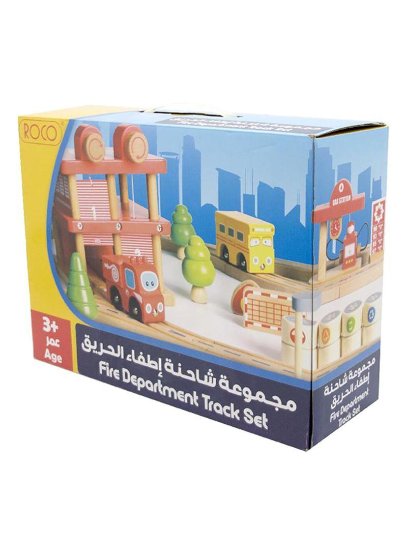 Shop ROCO Fire Department Track Playset online in Dubai, Abu