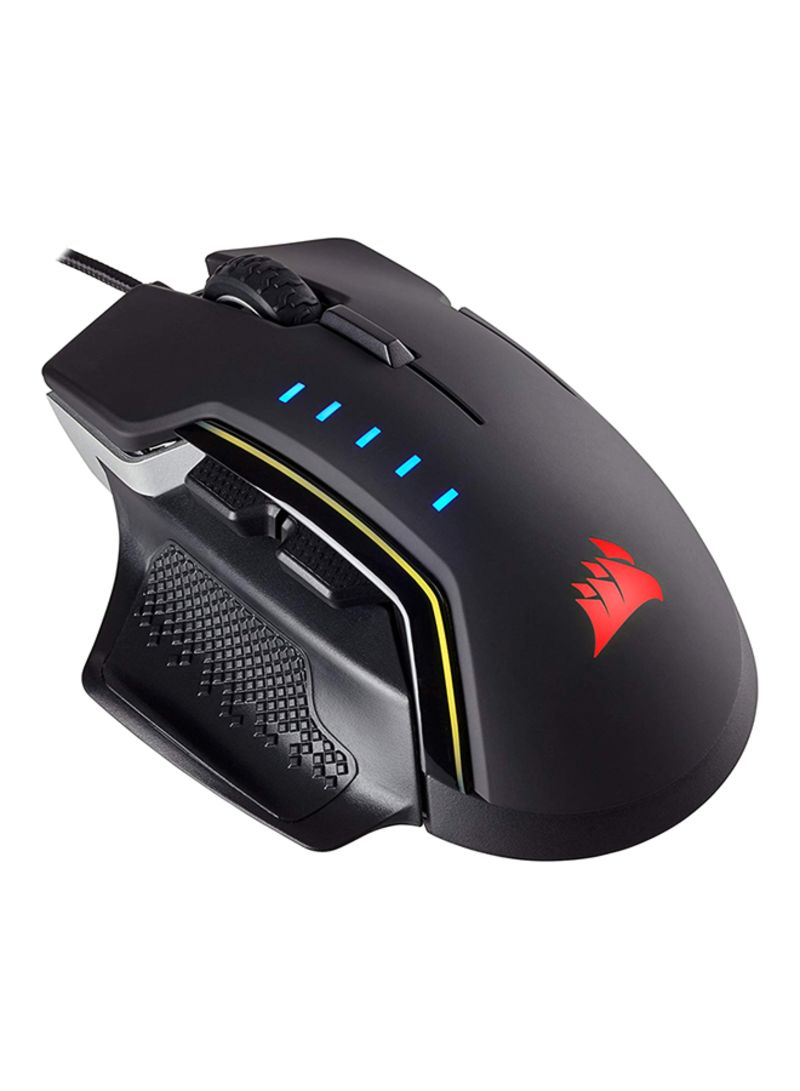 122a35e7a2b Shop Corsair Scimitar PRO RGB Optical Gaming Mouse Black/ Yellow ...