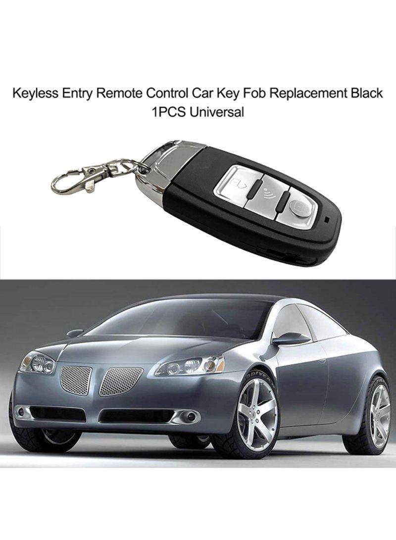 Shop Generic Keyless Entry Remote Control Car Key Fob Replacement online in  Riyadh, Jeddah and all KSA