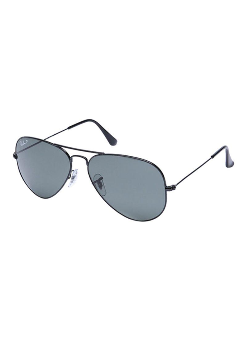 5749a10dc اشتري نظارة شمسية آفياتور بولارايزد طراز RB3025-002/58-58 في السعودية