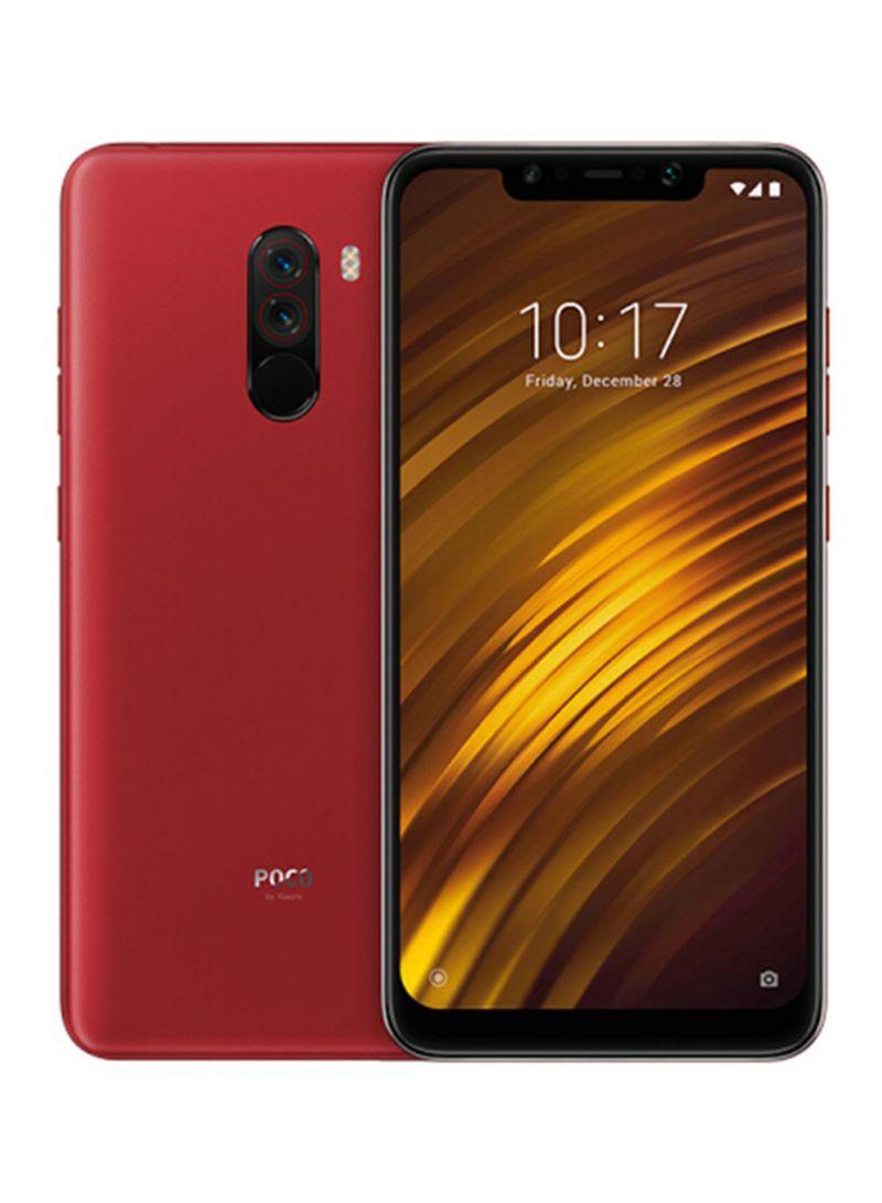 Shop Xiaomi Pocophone F1 Dual SIM Rosso Red 128GB 4G LTE online in Dubai,  Abu Dhabi and all UAE