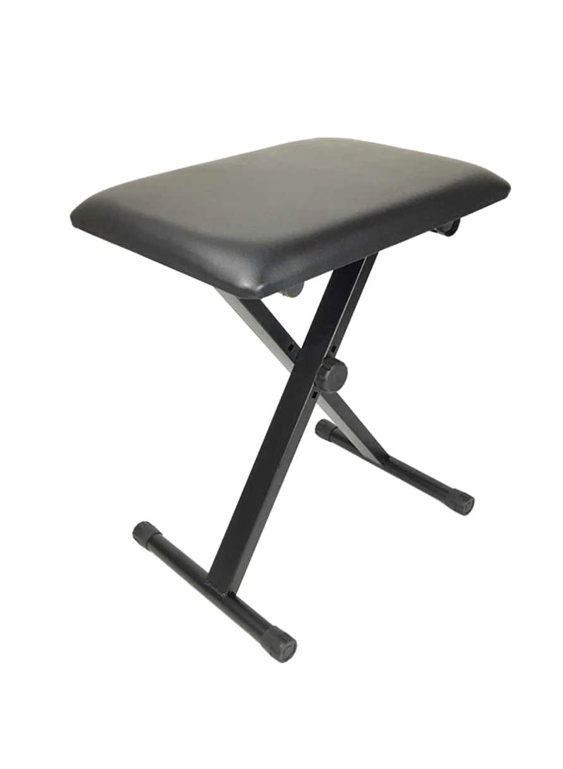 Strange Shop Piano And Keyboard Playing Folding Stool With Adjustable Seat Black Online In Dubai Abu Dhabi And All Uae Caraccident5 Cool Chair Designs And Ideas Caraccident5Info