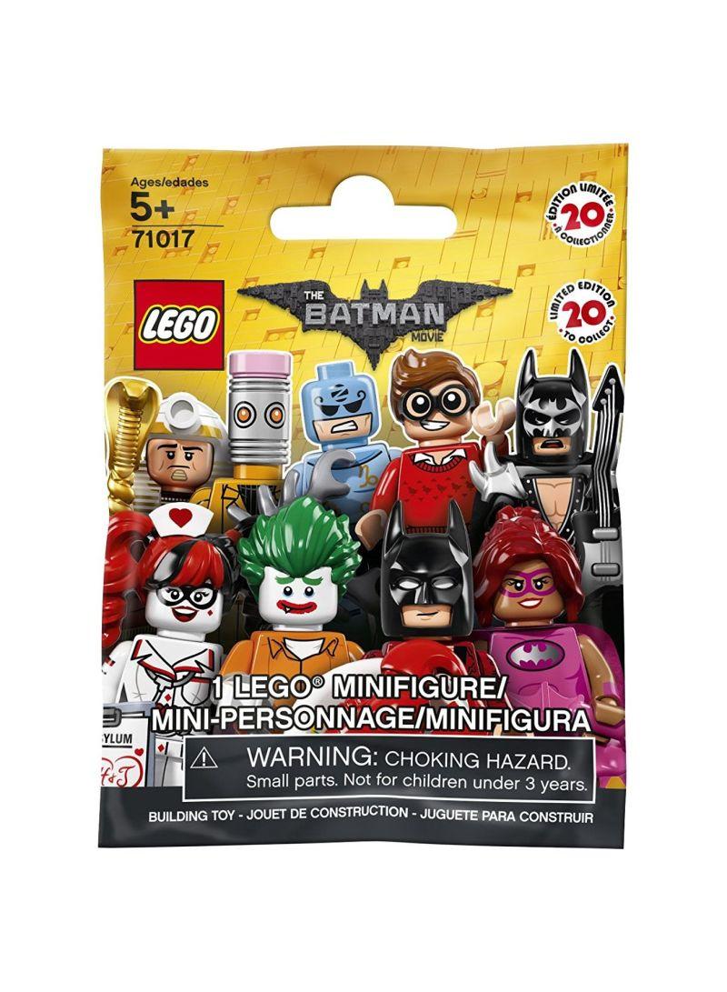New ~ LEGO ~ The Batman Movie Series ~ Nurse ~ Harley Quinn ~ Minifigure ~ 71017