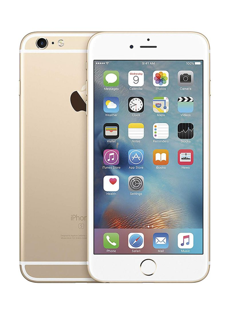 Shop Apple iPhone 6s Plus With FaceTime Gold 64GB 4G LTE online in Dubai,  Abu Dhabi and all UAE