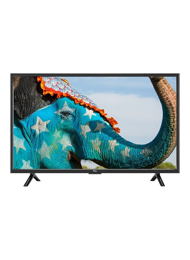 Shop TCL 32-Inch HD LED TV 32A301 Black online in Riyadh, Jeddah and all KSA
