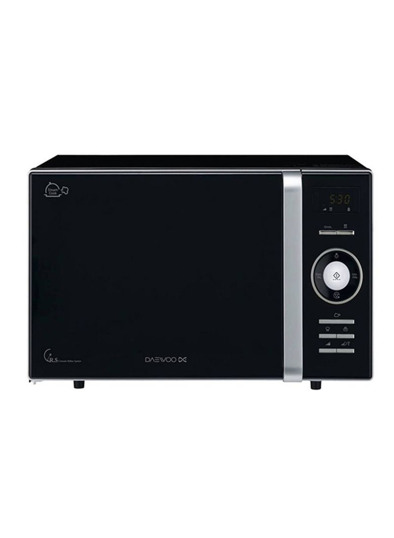 828888d3d85 otherOffersImg_v1548656415/N20154472A_1. Daewoo. Microwave Oven With Grill  26L KQG-9GLK Black