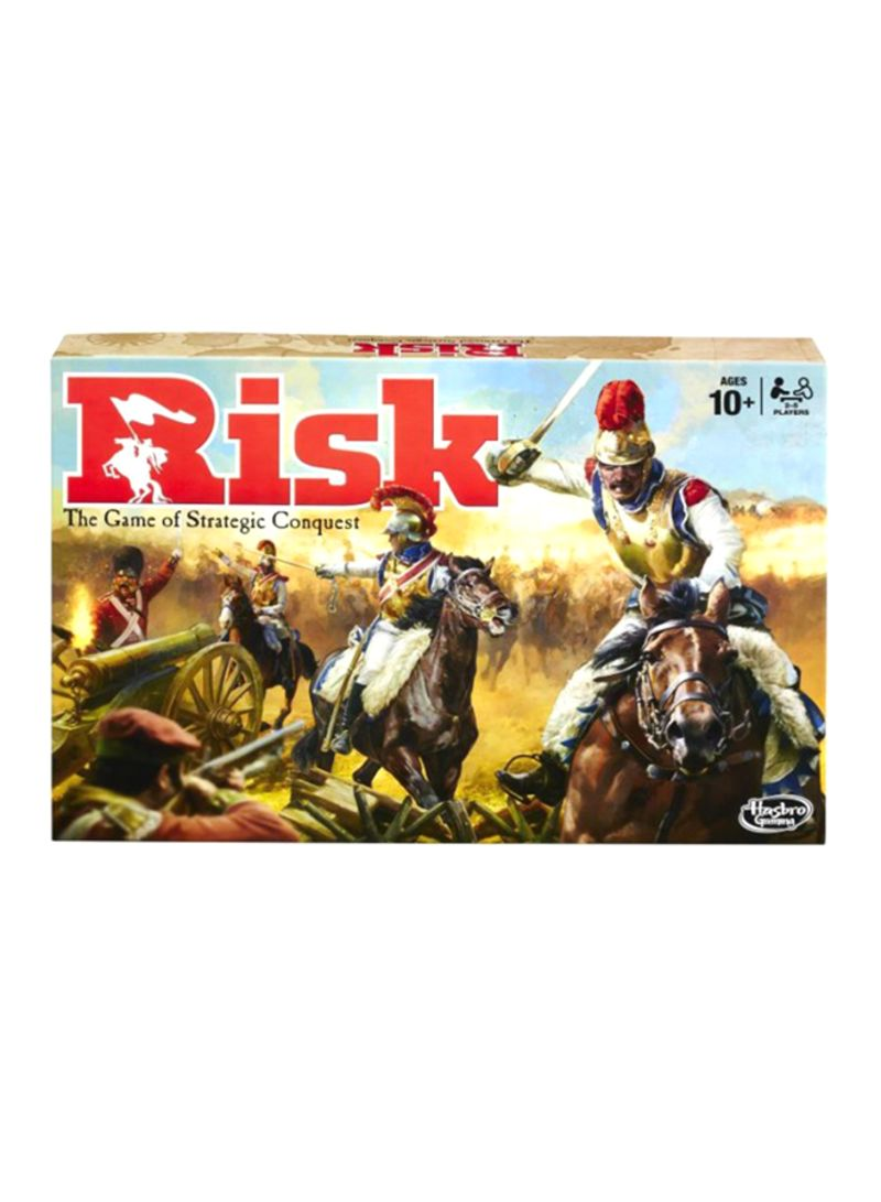 Shop Hasbro Risk Board Game online in Dubai, Abu Dhabi and all UAE