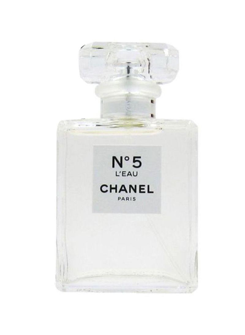 f8e3a4588f Shop CHANEL No 5 L Eau EDT 35 ml online in Egypt