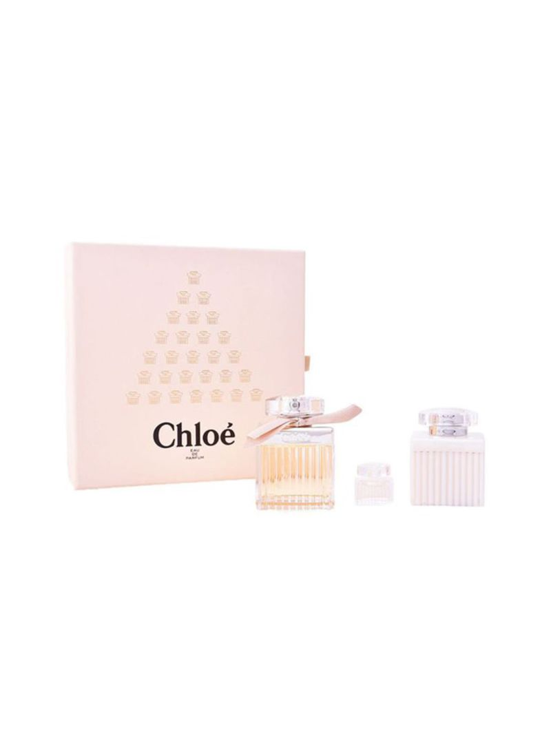 8a9a001a1b8e Chloé Signature Gift Set (Signature EDP 75ml, EDP 5ml, Body Lotion 100ml)