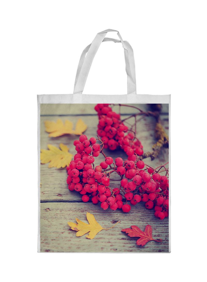 504cac1bb5 otherOffersImg_v1548907734/N20766744A_1. Generic. Red Mulberry Printed Shopping  Bag