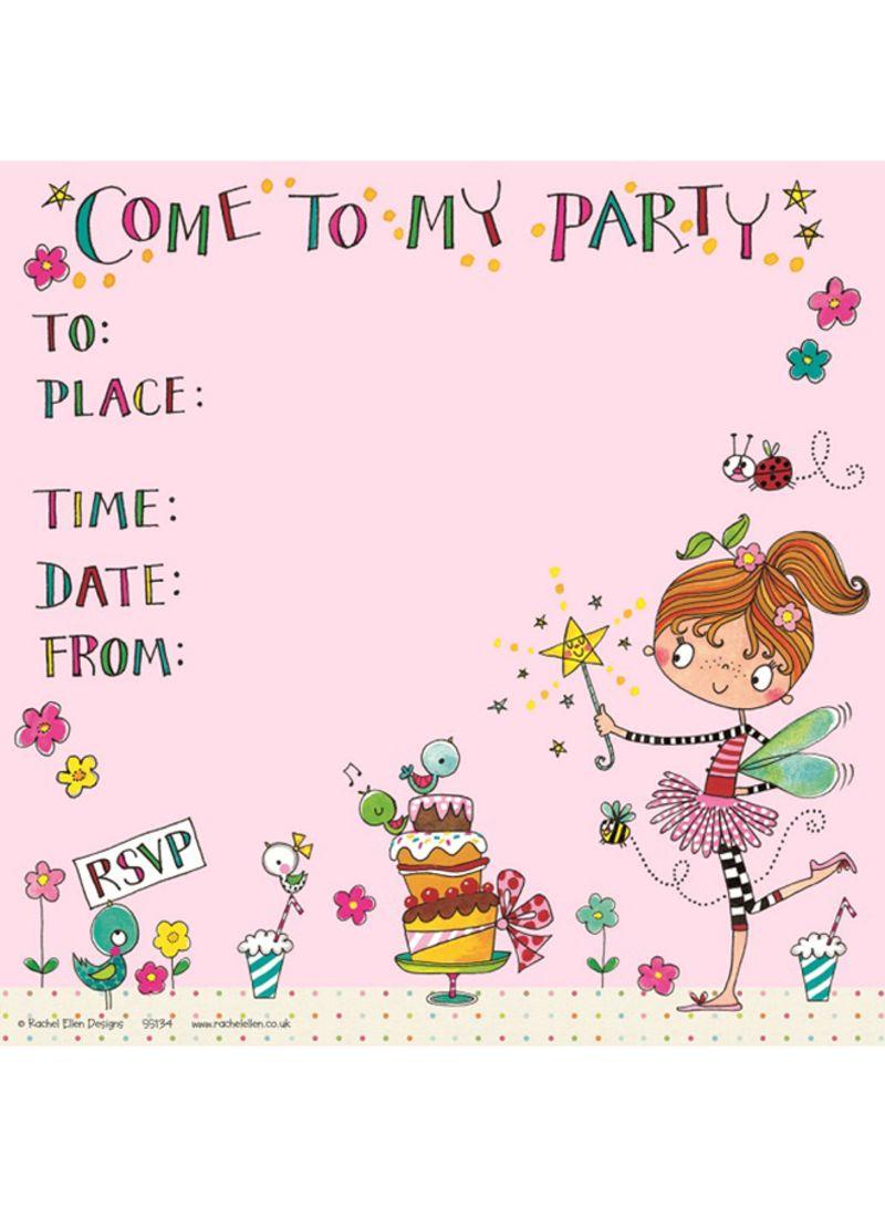 Shop Rachel Ellen Designs Come To My Party Fairy And Cake