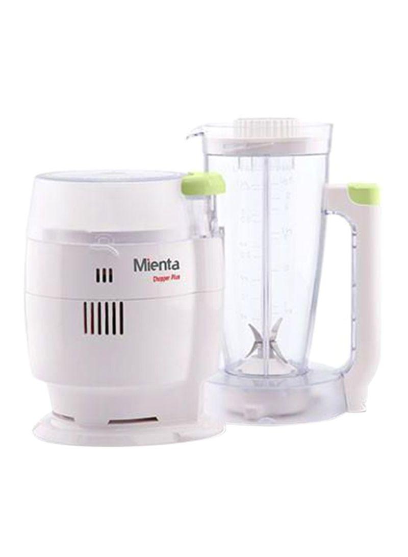 Shop Mienta Mini Vegetable Chopper 1000 Watts Ch 645 White Online In Riyadh Jeddah And All Ksa