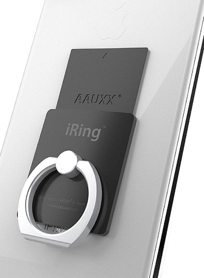 Shop iRing Ring Grip Stand Black online in Dubai, Abu Dhabi and all UAE