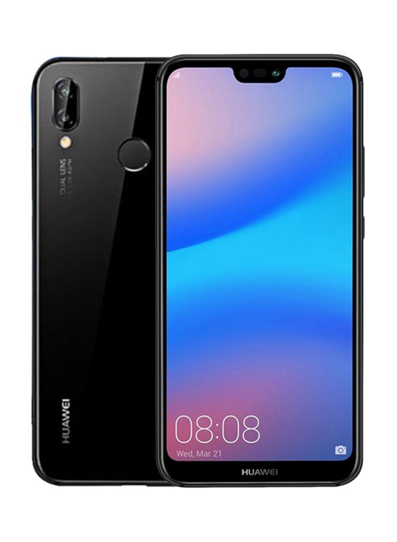 Shop Huawei nova 3e Dual SIM Midnight Black 64GB 4GB RAM 4G LTE online in  Dubai, Abu Dhabi and all UAE