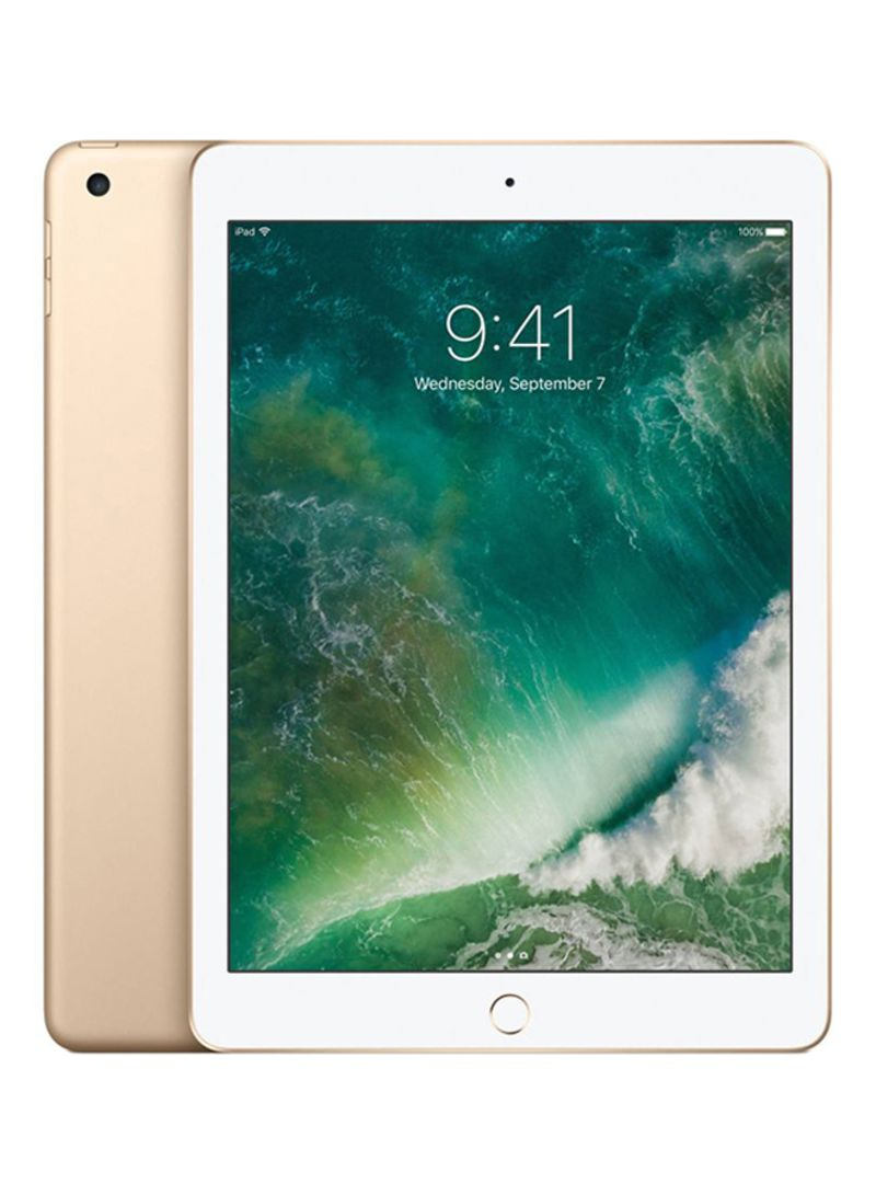 Shop Apple iPad-2018 9 7-Inch, 32GB, Wi-Fi Gold With FaceTime online in  Dubai, Abu Dhabi and all UAE