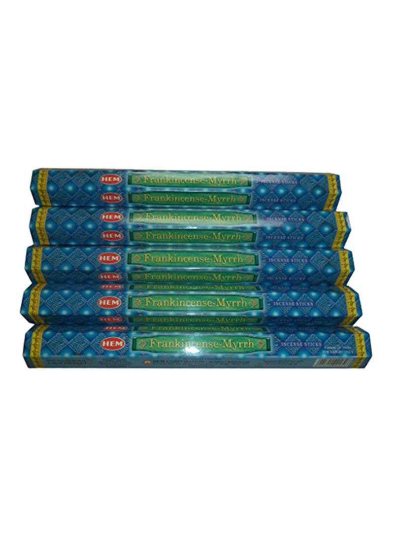 Hem Frankincense and Myrrh Incense Sticks HEM-FM100